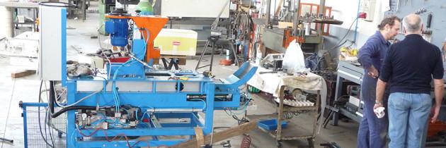 Manutenzione impianti industriali e macchinari
