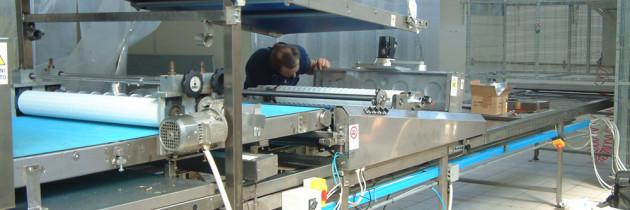 Retrofitting impianti industriali e macchinari